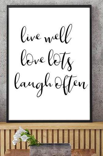 Typography Print, Wedding Decor, Printable Quote, Inspirational Quote, Wall Art, Inspirational, Instant Download, Bedroom art,